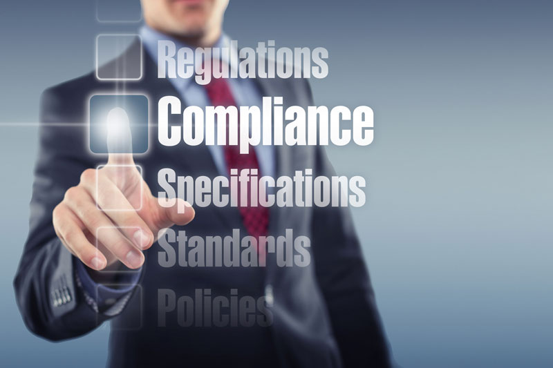 compliance requirements and regulations