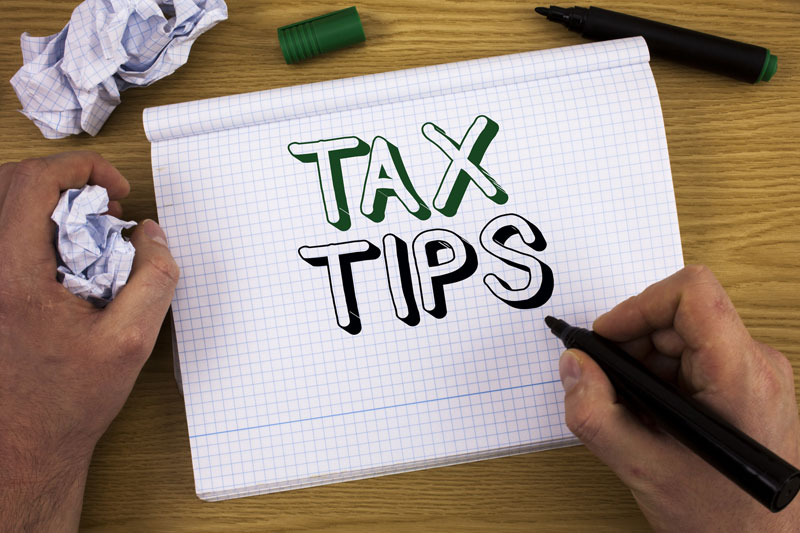 Top 5 Tax Tips for the Third Quarter of the Year